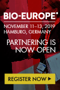 Picture EBD Group BIO-Europe 2019 Partnering Open BEU2019 120x180px